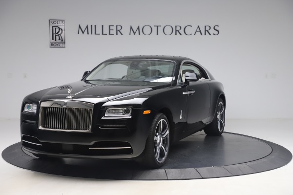 Used 2014 Rolls-Royce Wraith for sale $165,900 at Alfa Romeo of Greenwich in Greenwich CT 06830 1