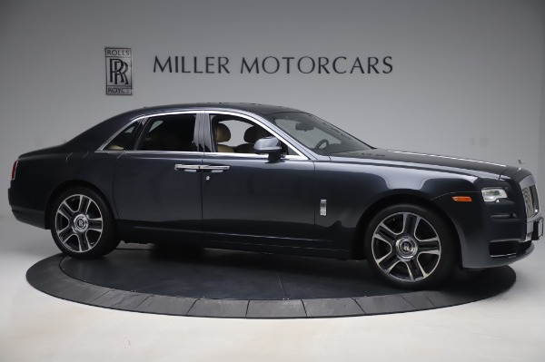 Used 2016 Rolls-Royce Ghost for sale $177,900 at Alfa Romeo of Greenwich in Greenwich CT 06830 10