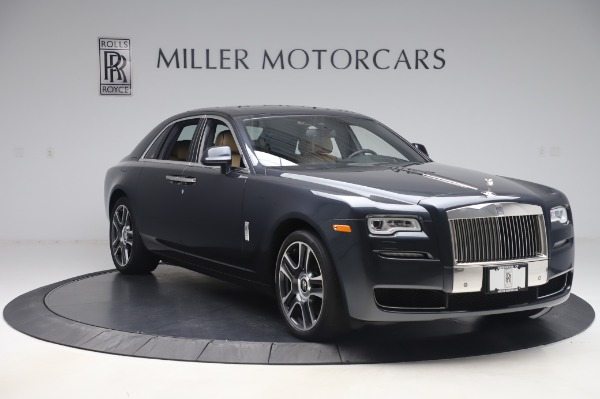 Used 2016 Rolls-Royce Ghost for sale $177,900 at Alfa Romeo of Greenwich in Greenwich CT 06830 11