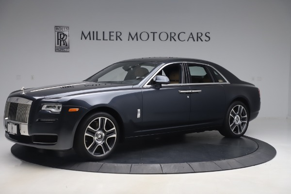 Used 2016 Rolls-Royce Ghost for sale $177,900 at Alfa Romeo of Greenwich in Greenwich CT 06830 2