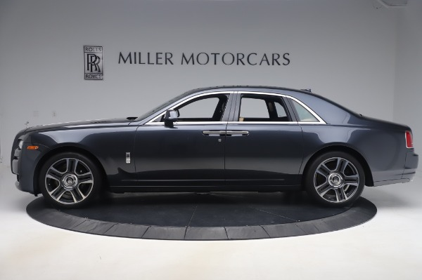 Used 2016 Rolls-Royce Ghost for sale $177,900 at Alfa Romeo of Greenwich in Greenwich CT 06830 3