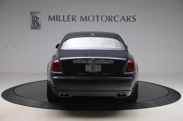 Used 2016 Rolls-Royce Ghost for sale $177,900 at Alfa Romeo of Greenwich in Greenwich CT 06830 6