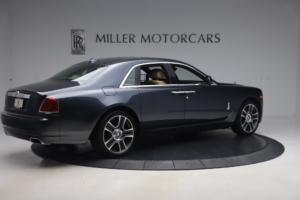 Used 2016 Rolls-Royce Ghost for sale $177,900 at Alfa Romeo of Greenwich in Greenwich CT 06830 8