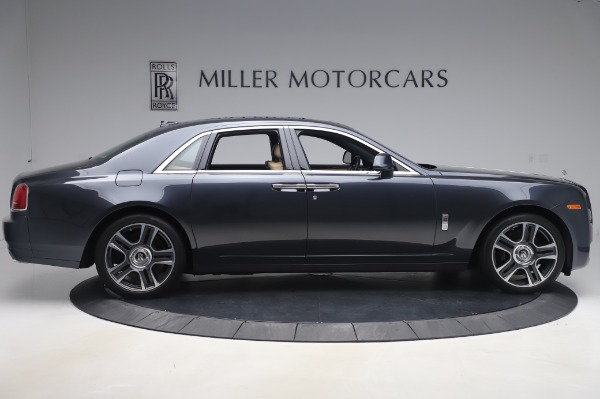 Used 2016 Rolls-Royce Ghost for sale $177,900 at Alfa Romeo of Greenwich in Greenwich CT 06830 9