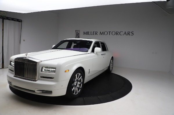 Used 2014 Rolls-Royce Phantom for sale $199,900 at Alfa Romeo of Greenwich in Greenwich CT 06830 4