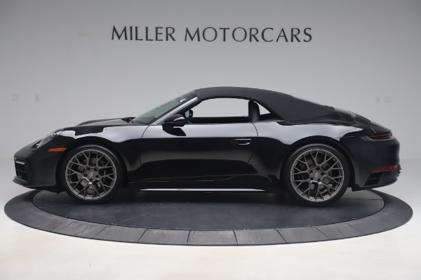 Used 2020 Porsche 911 Carrera 4S for sale Call for price at Alfa Romeo of Greenwich in Greenwich CT 06830 13