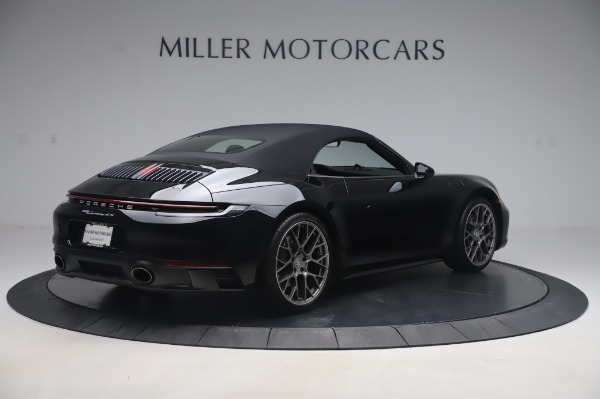 Used 2020 Porsche 911 Carrera 4S for sale Call for price at Alfa Romeo of Greenwich in Greenwich CT 06830 15