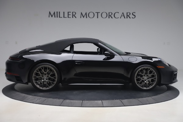 Used 2020 Porsche 911 Carrera 4S for sale Call for price at Alfa Romeo of Greenwich in Greenwich CT 06830 16