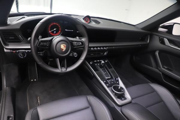 Used 2020 Porsche 911 Carrera 4S for sale Call for price at Alfa Romeo of Greenwich in Greenwich CT 06830 17