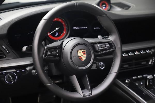 Used 2020 Porsche 911 Carrera 4S for sale Call for price at Alfa Romeo of Greenwich in Greenwich CT 06830 20