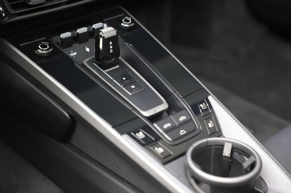 Used 2020 Porsche 911 Carrera 4S for sale Call for price at Alfa Romeo of Greenwich in Greenwich CT 06830 26
