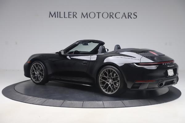 Used 2020 Porsche 911 Carrera 4S for sale Call for price at Alfa Romeo of Greenwich in Greenwich CT 06830 4
