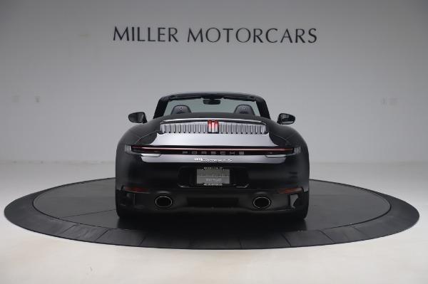 Used 2020 Porsche 911 Carrera 4S for sale Call for price at Alfa Romeo of Greenwich in Greenwich CT 06830 6