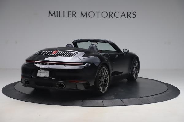 Used 2020 Porsche 911 Carrera 4S for sale Call for price at Alfa Romeo of Greenwich in Greenwich CT 06830 7