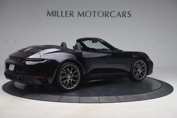 Used 2020 Porsche 911 Carrera 4S for sale Call for price at Alfa Romeo of Greenwich in Greenwich CT 06830 8