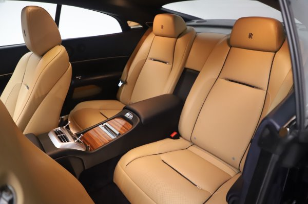 Used 2015 Rolls-Royce Wraith for sale $179,900 at Alfa Romeo of Greenwich in Greenwich CT 06830 13