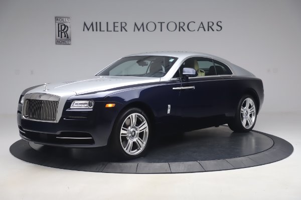 Used 2015 Rolls-Royce Wraith for sale $179,900 at Alfa Romeo of Greenwich in Greenwich CT 06830 3