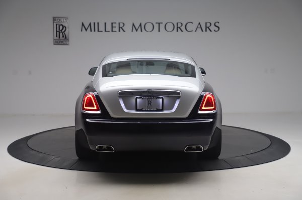 Used 2015 Rolls-Royce Wraith for sale $179,900 at Alfa Romeo of Greenwich in Greenwich CT 06830 6