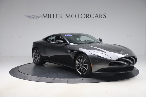Used 2019 Aston Martin DB11 V8 Coupe for sale Sold at Alfa Romeo of Greenwich in Greenwich CT 06830 10