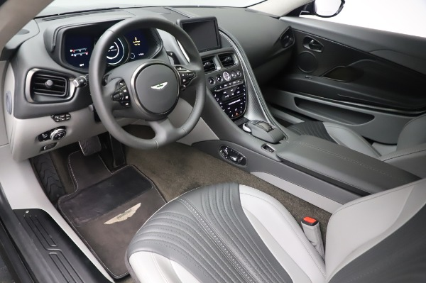Used 2019 Aston Martin DB11 V8 Coupe for sale Sold at Alfa Romeo of Greenwich in Greenwich CT 06830 13