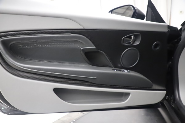 Used 2019 Aston Martin DB11 V8 Coupe for sale Sold at Alfa Romeo of Greenwich in Greenwich CT 06830 16