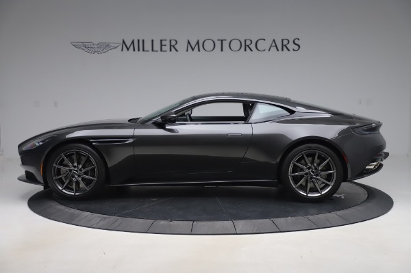 Used 2019 Aston Martin DB11 V8 Coupe for sale Sold at Alfa Romeo of Greenwich in Greenwich CT 06830 2