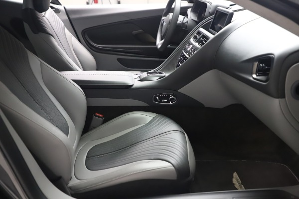 Used 2019 Aston Martin DB11 V8 Coupe for sale Sold at Alfa Romeo of Greenwich in Greenwich CT 06830 20