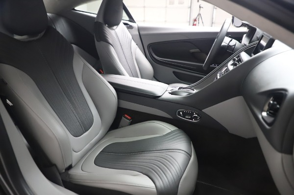 Used 2019 Aston Martin DB11 V8 Coupe for sale Sold at Alfa Romeo of Greenwich in Greenwich CT 06830 21