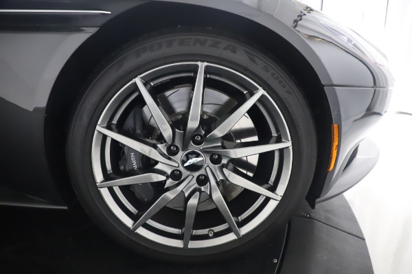Used 2019 Aston Martin DB11 V8 Coupe for sale Sold at Alfa Romeo of Greenwich in Greenwich CT 06830 23