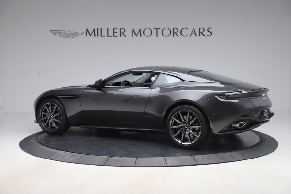 Used 2019 Aston Martin DB11 V8 Coupe for sale Sold at Alfa Romeo of Greenwich in Greenwich CT 06830 3