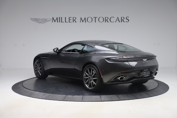 Used 2019 Aston Martin DB11 V8 Coupe for sale Sold at Alfa Romeo of Greenwich in Greenwich CT 06830 4