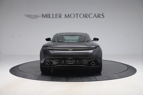 Used 2019 Aston Martin DB11 V8 Coupe for sale Sold at Alfa Romeo of Greenwich in Greenwich CT 06830 5
