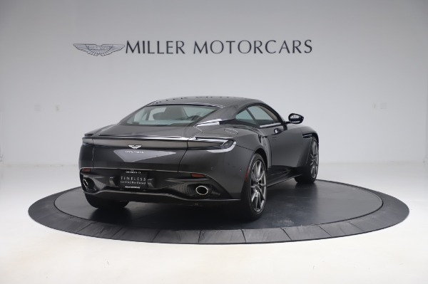 Used 2019 Aston Martin DB11 V8 Coupe for sale Sold at Alfa Romeo of Greenwich in Greenwich CT 06830 6