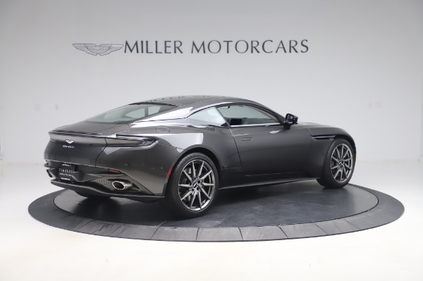 Used 2019 Aston Martin DB11 V8 Coupe for sale Sold at Alfa Romeo of Greenwich in Greenwich CT 06830 7