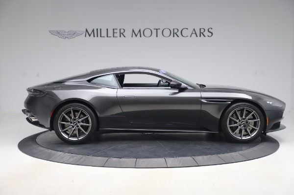Used 2019 Aston Martin DB11 V8 Coupe for sale Sold at Alfa Romeo of Greenwich in Greenwich CT 06830 8