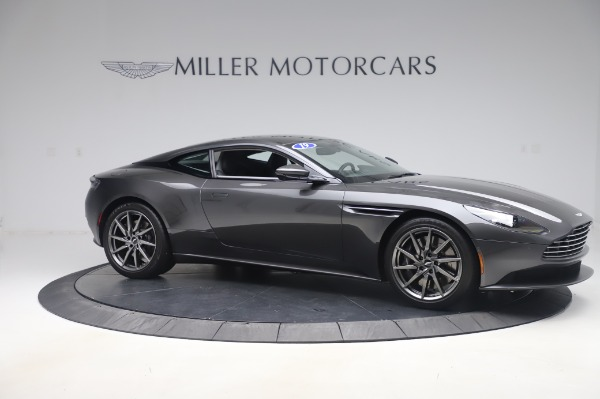 Used 2019 Aston Martin DB11 V8 Coupe for sale Sold at Alfa Romeo of Greenwich in Greenwich CT 06830 9