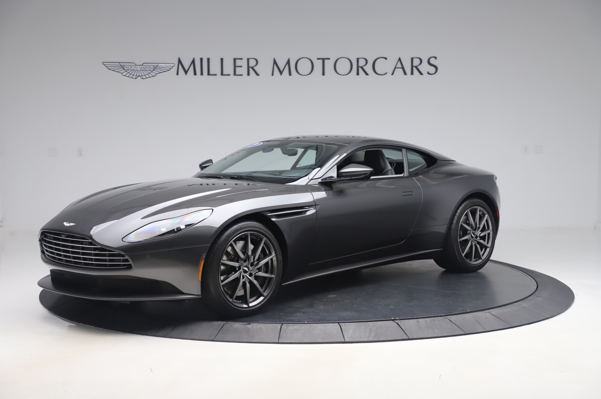 Used 2019 Aston Martin DB11 V8 Coupe for sale Sold at Alfa Romeo of Greenwich in Greenwich CT 06830 1