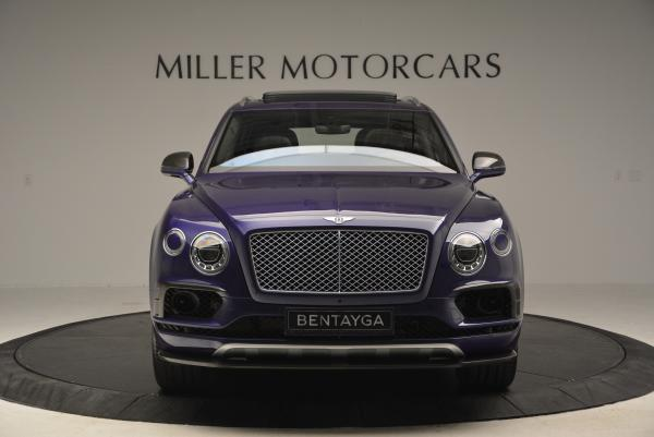 New 2017 Bentley Bentayga for sale Sold at Alfa Romeo of Greenwich in Greenwich CT 06830 14