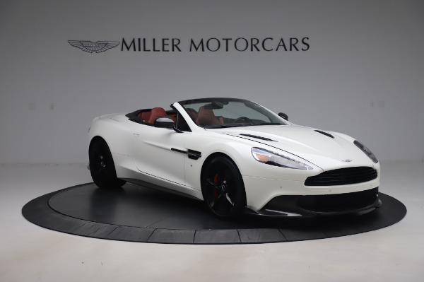 Used 2018 Aston Martin Vanquish S Volante for sale $183,900 at Alfa Romeo of Greenwich in Greenwich CT 06830 10
