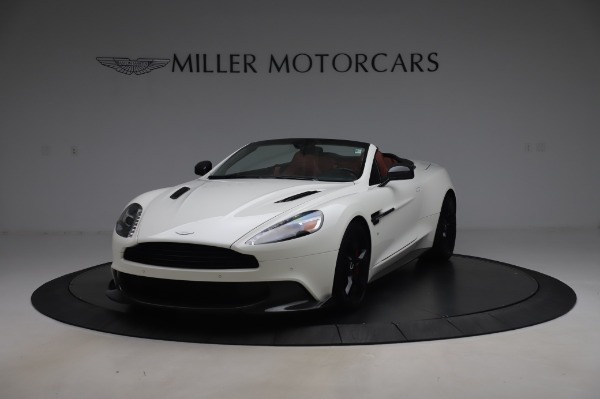 Used 2018 Aston Martin Vanquish S Volante for sale $183,900 at Alfa Romeo of Greenwich in Greenwich CT 06830 12