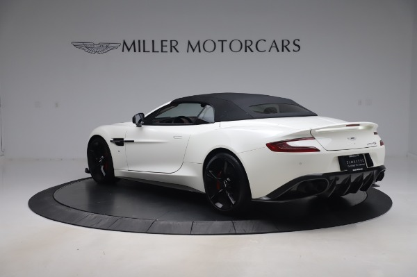 Used 2018 Aston Martin Vanquish S Volante for sale $183,900 at Alfa Romeo of Greenwich in Greenwich CT 06830 23