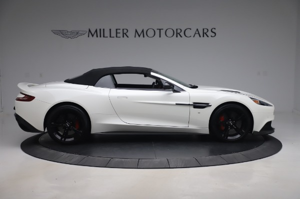 Used 2018 Aston Martin Vanquish S Volante for sale $183,900 at Alfa Romeo of Greenwich in Greenwich CT 06830 25