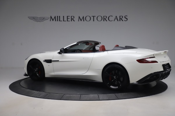 Used 2018 Aston Martin Vanquish S Volante for sale $183,900 at Alfa Romeo of Greenwich in Greenwich CT 06830 3