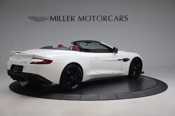 Used 2018 Aston Martin Vanquish S Volante for sale $183,900 at Alfa Romeo of Greenwich in Greenwich CT 06830 7