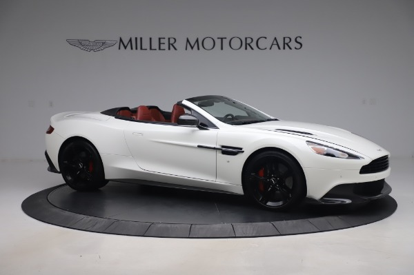 Used 2018 Aston Martin Vanquish S Volante for sale $183,900 at Alfa Romeo of Greenwich in Greenwich CT 06830 9