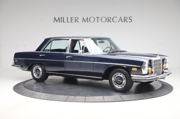 Used 1971 Mercedes-Benz 300 SEL 6.3 for sale $117,000 at Alfa Romeo of Greenwich in Greenwich CT 06830 10