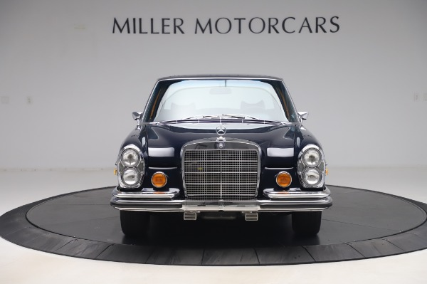 Used 1971 Mercedes-Benz 300 SEL 6.3 for sale $117,000 at Alfa Romeo of Greenwich in Greenwich CT 06830 12