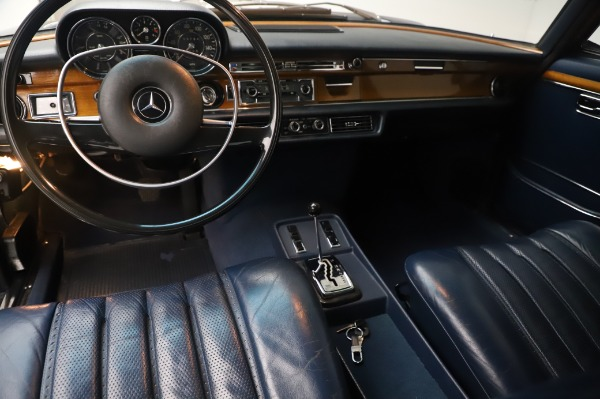 Used 1971 Mercedes-Benz 300 SEL 6.3 for sale $117,000 at Alfa Romeo of Greenwich in Greenwich CT 06830 14