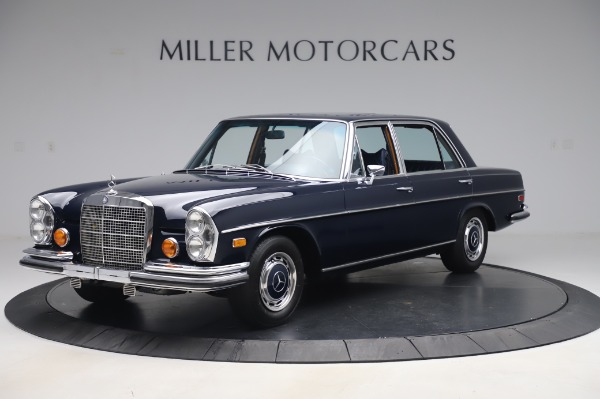 Used 1971 Mercedes-Benz 300 SEL 6.3 for sale $117,000 at Alfa Romeo of Greenwich in Greenwich CT 06830 2