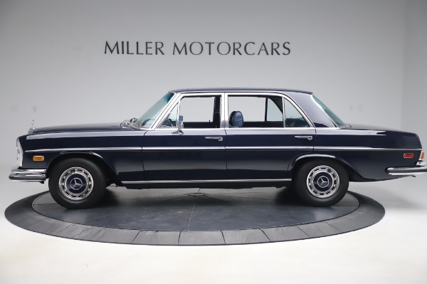 Used 1971 Mercedes-Benz 300 SEL 6.3 for sale $117,000 at Alfa Romeo of Greenwich in Greenwich CT 06830 3